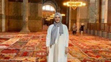 Photo of خلافت عثمانیہ کے آخری خلیفہ کی پوتی بھی نماز ادائیگی کیلئے آیا صوفیہ مسجد میں موجود